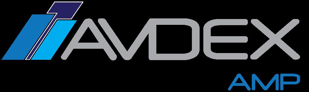 Avdex Logo Amp